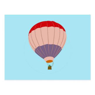 De Ballon van de lucht Briefkaart