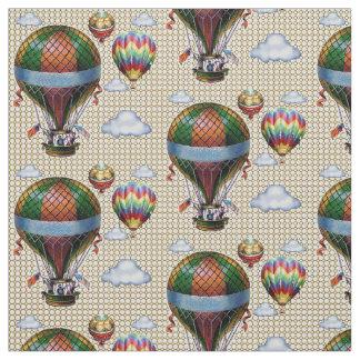 De Ballons van de hete Lucht Stof