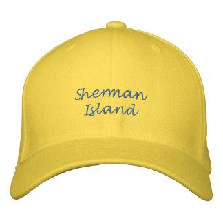 De balpet van het Eiland van Sherman Pet