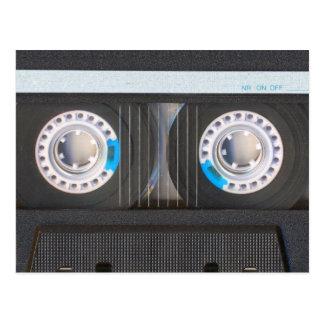 De Band van de cassette Briefkaart