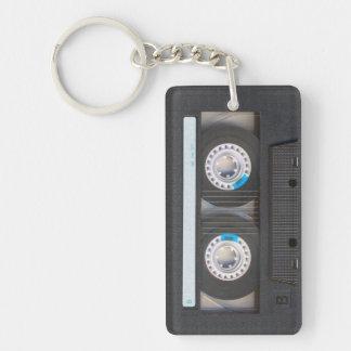 De Band van de cassette Sleutelhanger