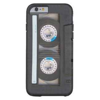 De Band van de cassette Tough iPhone 6 Hoesje