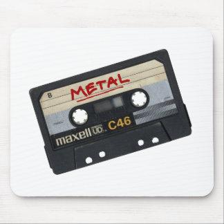 De Band van de Mengeling van het metaal Muismat