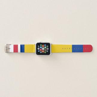 De Band van het Horloge van Apple van de Vlag van