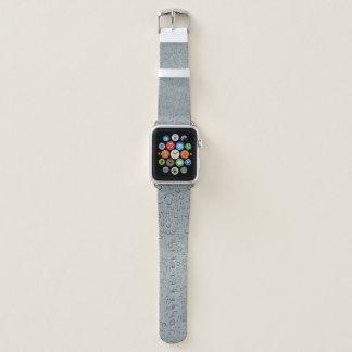 De Band van het Horloge van grijs/Apple van