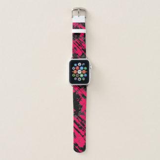 De Banden van het Horloge van Apple doorboren