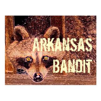 De Bandiet van Arkansas Briefkaart