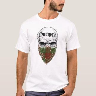 De Bandiet van het Geruite Schotse wollen stof van T Shirt