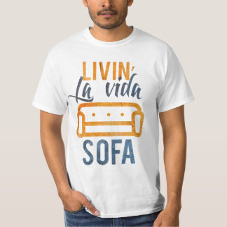 De bank van Lavida van Livin T Shirt