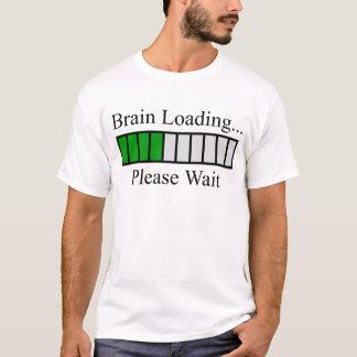 De Bar van de Lading van hersenen T Shirt