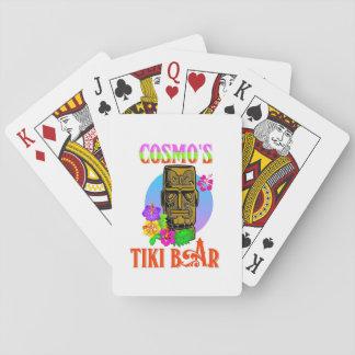 De Bar van Tiki van Cosmo Speelkaarten