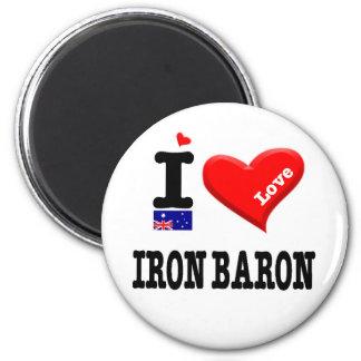 De BARON van het IJZER - de Liefde van I Magneet