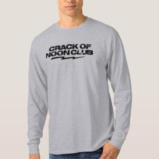 De barst van T-shirt van het Sleeve van de Club