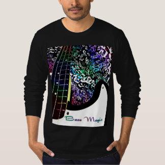 De bas Magische Regenboog neemt nota van de T Shirt