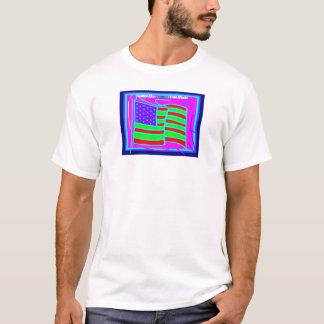 De basis Aangepaste Sjabloon van de T-shirt -