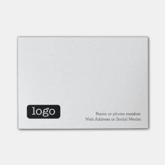 De basis Kantoor of Nota's Bedrijfs van het Logo Post-it® Notes