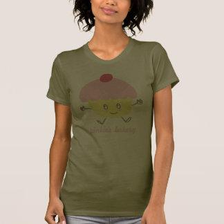 De BasisT-shirt van de Dames van Cupcake van de T Shirts