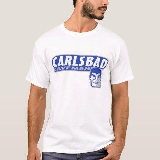 De BasisT-shirt van de Holbewoners van Carlsbad T Shirt