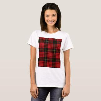 De BasisT-shirt van de rode Vrouwen van het T Shirt