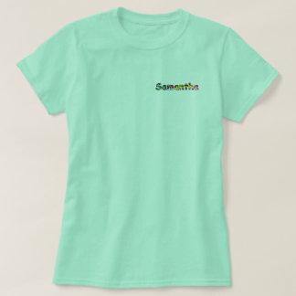 De BasisT-shirt van de Vrouwen van Samantha T Shirt