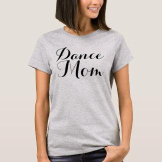 De Basist-shirt van het Mamma van de dans T Shirt