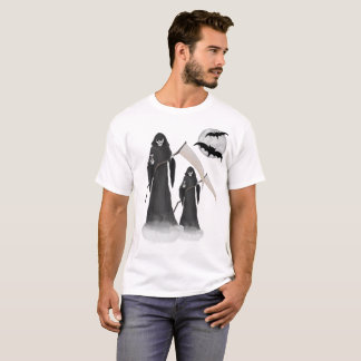 De BasisT-shirt van het Mannen van de Maaimachine T Shirt