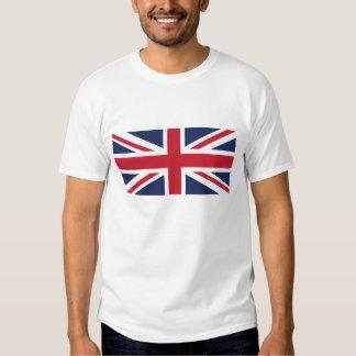 De BasisT-shirt van het Mannen van Union Jack