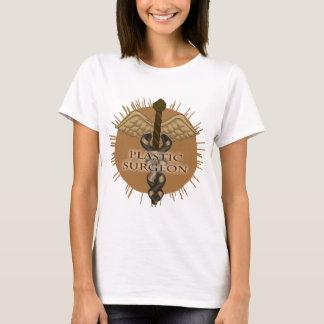 De basist-shirt van plastic Caduceus van de T Shirt