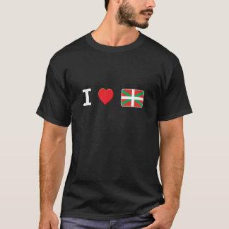 De Baskische Micro W van het Land T Shirt