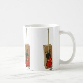 De BasMok van de Doos van Bogdon Koffiemok