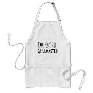 De BBQ Grillmaster Schort