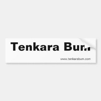 De Bedelaar van Tenkara, www.tenkarabum.com Bumpersticker