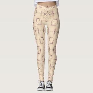 De Beenkappen van het tattoo Leggings