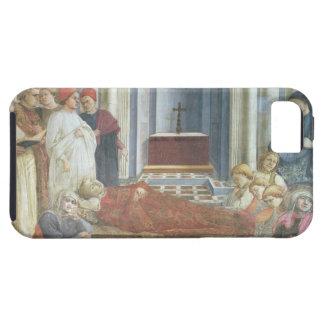 De begrafenis van St. Stephen, detail van de Tough iPhone 5 Hoesje