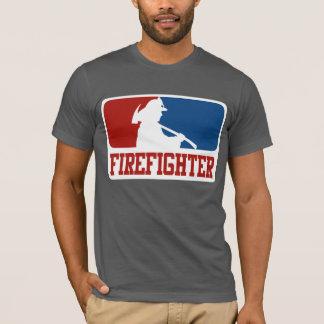 De belangrijke Brandbestrijder van de Liga T Shirt