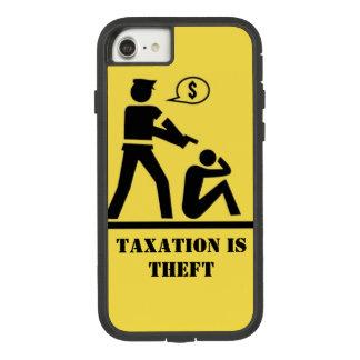 De belastingheffing is het Hoesje van de Telefoon
