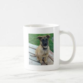 De Belgische Hond van Malinois van de Herder Koffiemok
