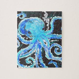 De bellen van de octopus puzzel