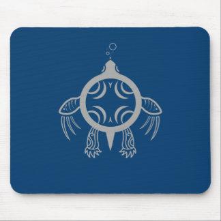 De Bellen van de Schildpad van het zee Muismat