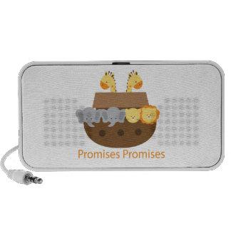 De Beloften van beloften Speaker Systeem