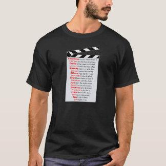 De Bemanning van de film T Shirt