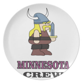 De Bemanning van Minnesota Melamine+bord