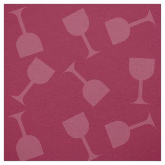 De benevelde Glazen van de Wijn
