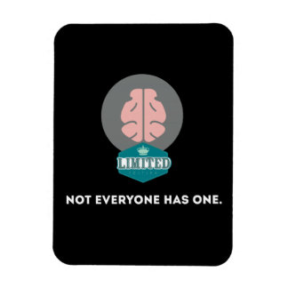 De beperkte Hersenen van de Uitgave Magneet
