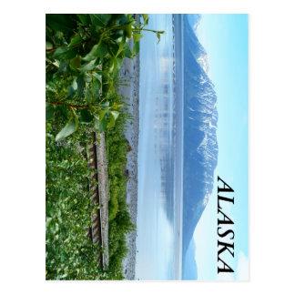 De Berg van Alaska langs Wapen Turnagain Briefkaart
