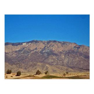 De Berg van Sandia, Albuquerque New Mexico 2 Briefkaart