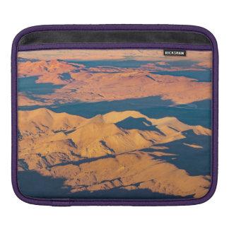 De Bergen van de Andes verlaten de LuchtScène van Beschermhoes Voor iPad