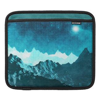 De Bergen van de kosmische ruimte iPad Sleeve