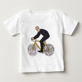 De Berijdende Fiets van D Roosevelt van Franklin Baby T Shirts