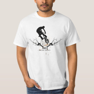 De Berijdende Overhemden van de Fiets van de T Shirt